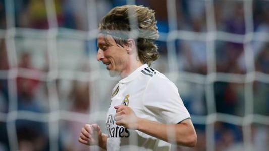 Luka Modric Real Madrid 2018-19