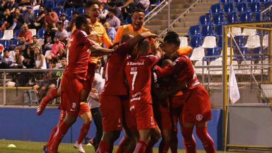 Palestino Internacional Copa Libertadores 06032019