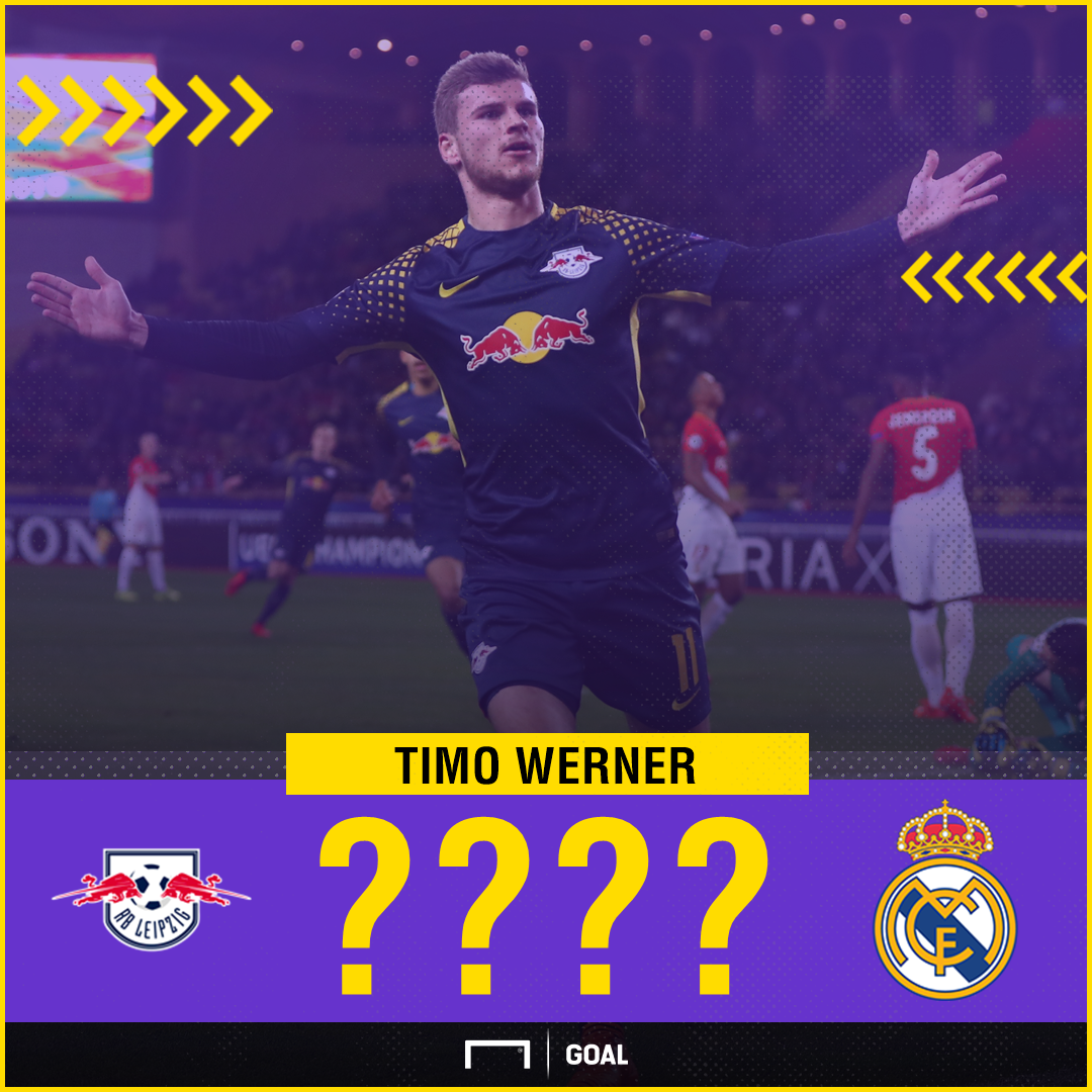 Timo Werner to Real Madrid