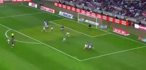 Gol Martín Rodríguez Cruz Azul Monterrey