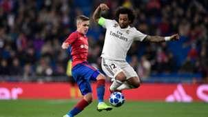 Real Madrid CSKA Moskva Marcelo 12122018