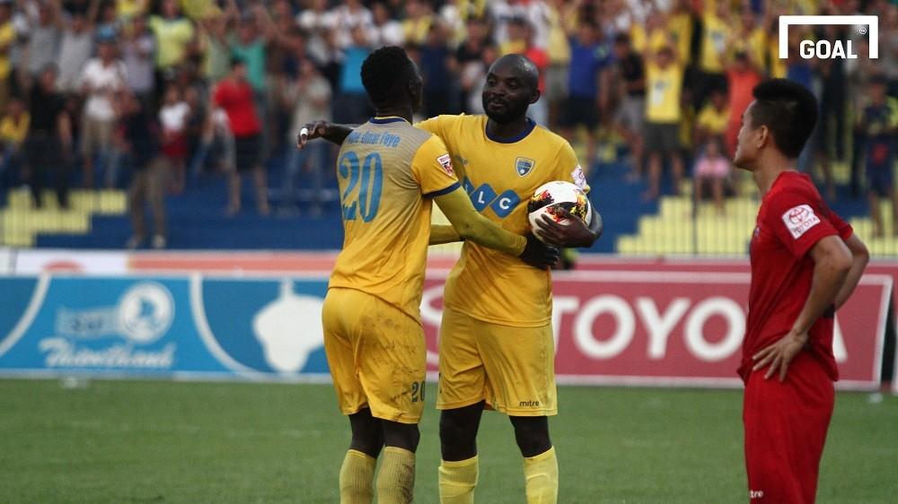 FLC Thanh Hóa Hải Phòng Vòng 20 V.League 2017