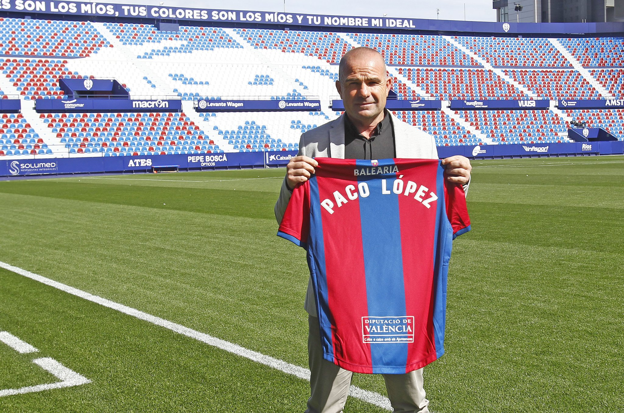 Paco López ONLY BODY