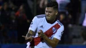 Quintero festejo Mora River Plate Nacional 15012019