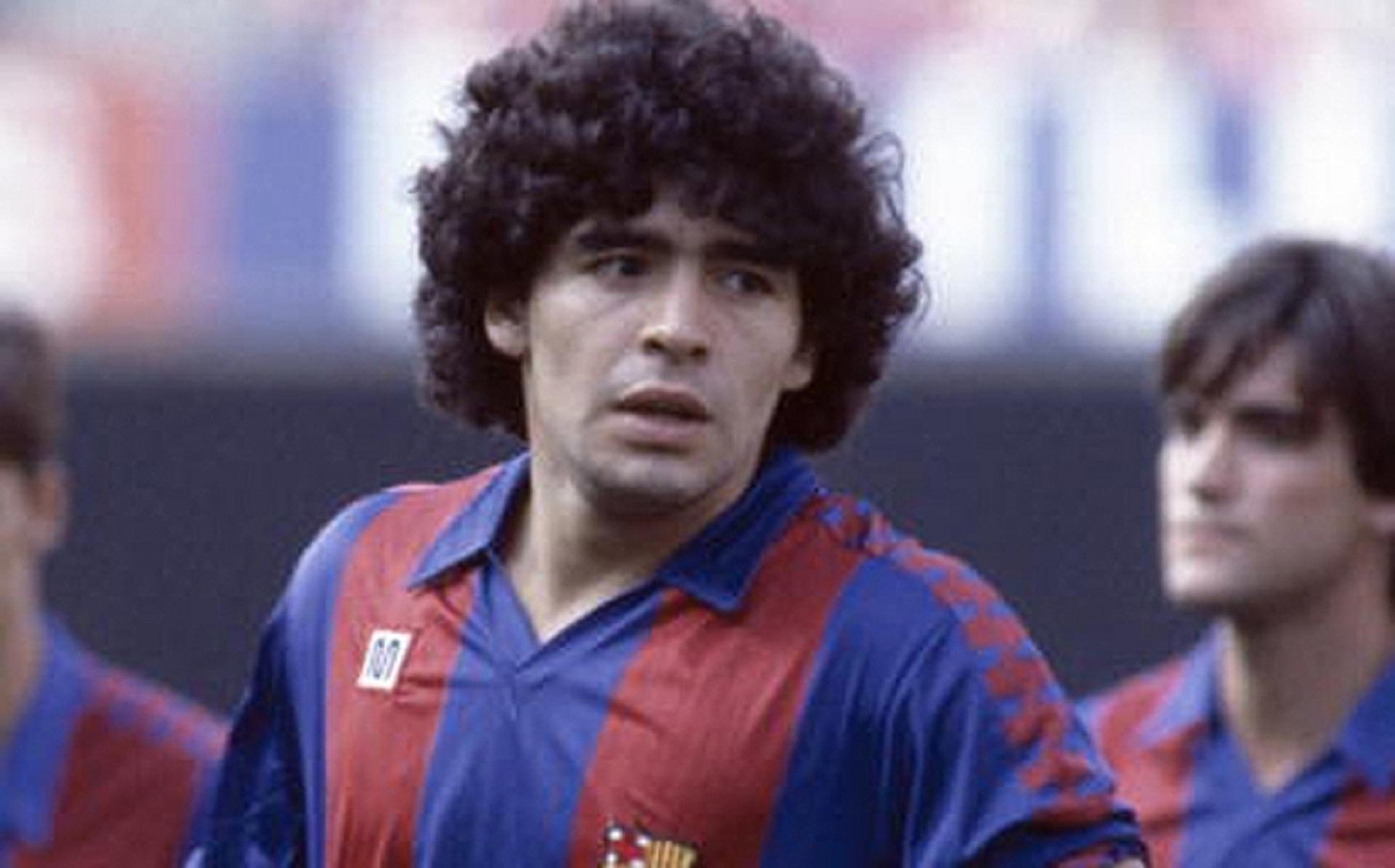 Dari Maradona Hingga Yerry Mina: Pemain Amerika Selatan Di Barcelona Dalam 35 Tahun Terakhir