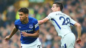Dominic Calvert-Lewin Everton Cesar Azpilicueta Chelsea