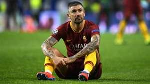 Roma, Kolarov in parte col gruppo: Ranieri spera di averlo contro il Napoli