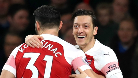 Image result for Ozil & Mane lead Premier League Team of the Week