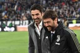 Buffon Agnelli Juventus