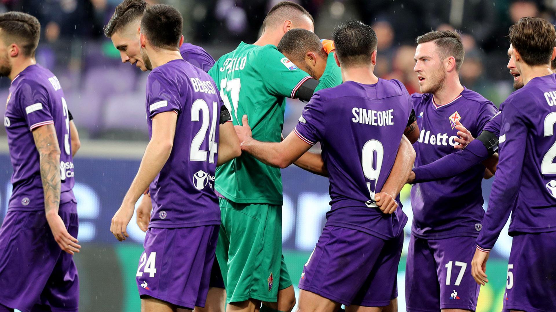 Seconda Maglia Fiorentina VITOR HUGO