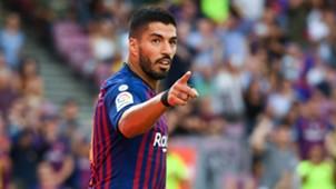 Luis Suarez Barcelona Huesca LaLiga 02092018