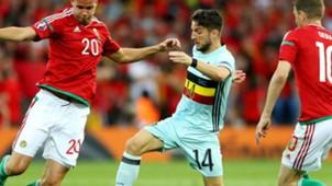 Hungary - Belgium, Euro 2016, Dries Mertens