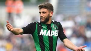 Domenico Berardi, Sassuolo, Serie A, 06052018