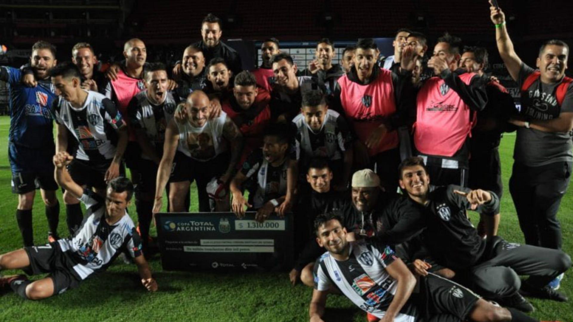 Central Cordoba Santiago del Estero Copa Argentina 2018