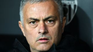 Jose Mourinho, Valencia vs Man Utd