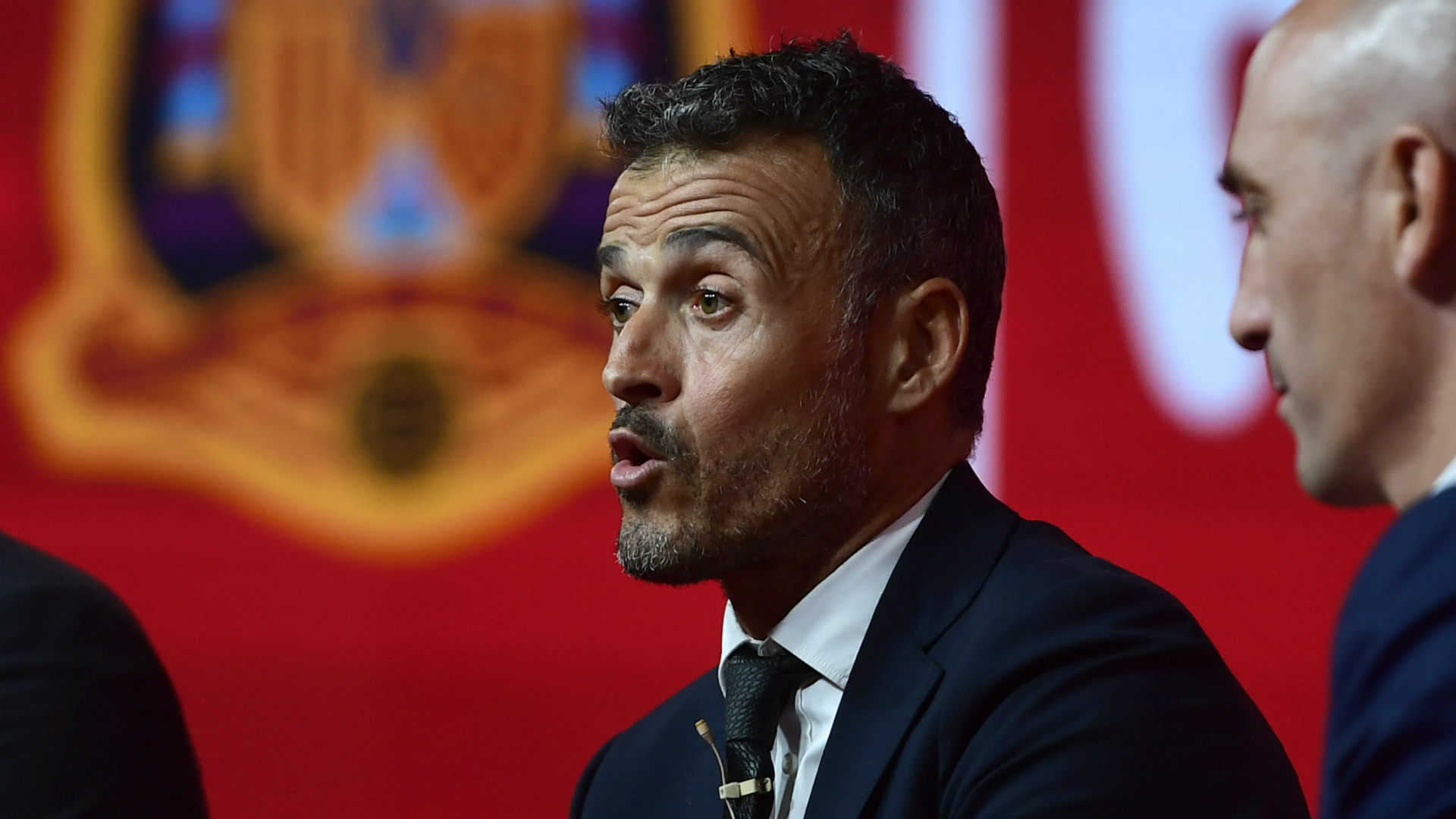 Luis Enrique wants unpredictable Spain
