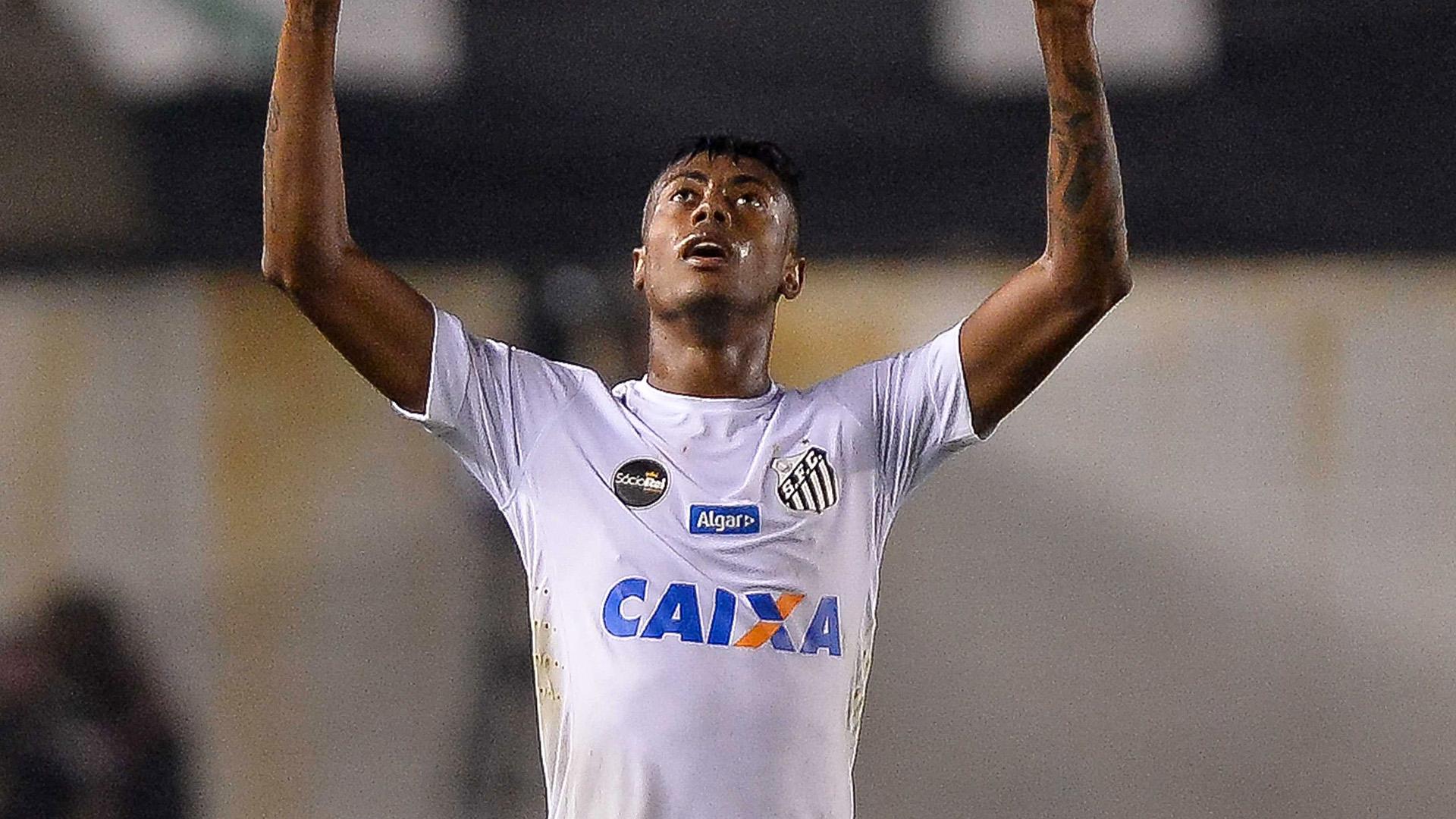 Bruno Henrique Santos Flamengo Copa do Brasil 26072017