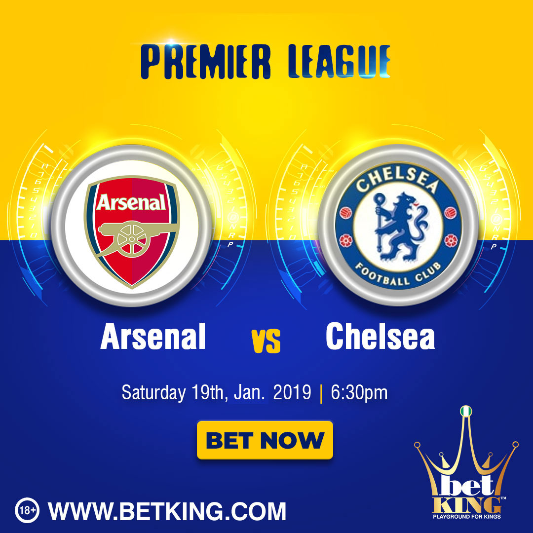 Betking Arsenal Chelsea