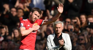 Michael Carrick Manchester United Watford