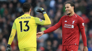 Van Dijk scares opponents and lifts Liverpool's confidence - Alisson