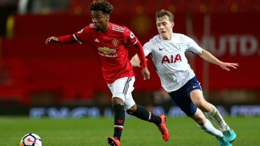 Angel Gomes Manchester United