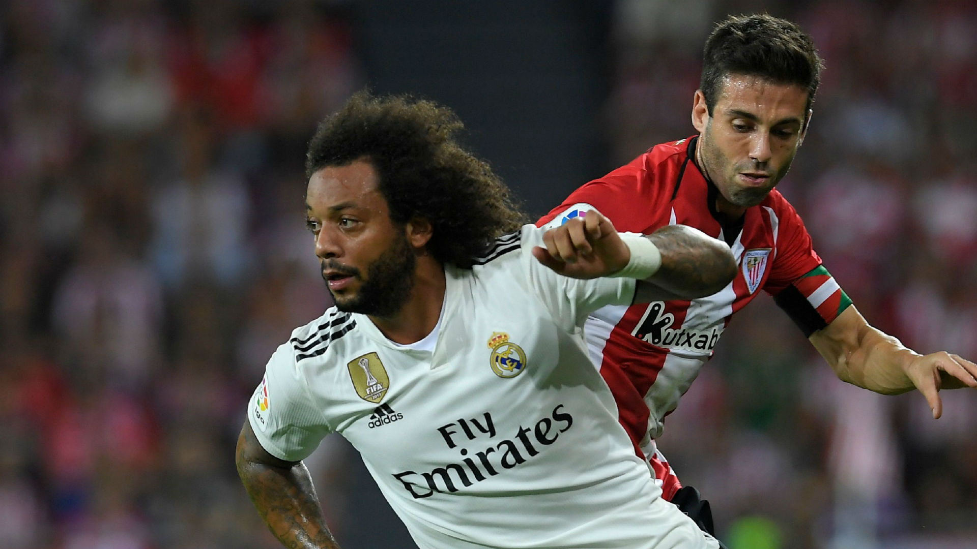 Marcelo Markel Susaeta Real Madrid Athletic Bilbao