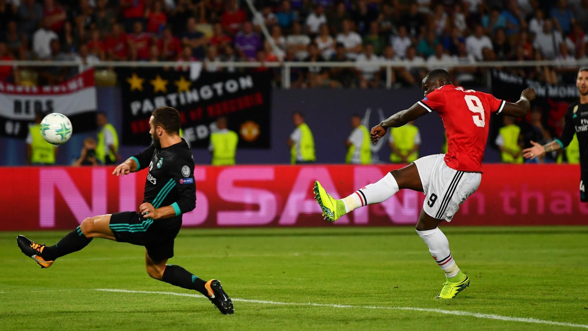 Lukaku Real Madrid Manchester United