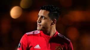 Alexis Sanchez Manchester United