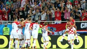 croatia nigeria -- world cup -16062018