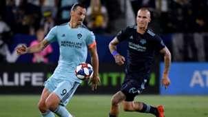 Zlatan Ibrahimovic LA Galaxy MLS 2019
