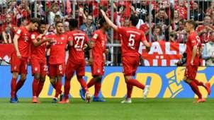 Bayern Munich Eintracht Frankfurt 05182019