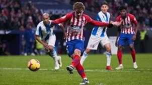 Antoine Griezmann Atletico de Madrid Espanyol LaLiga 22122018