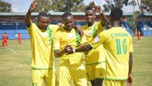 Kakamega Homeboyz v Mount Kenya United.