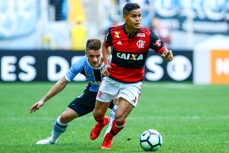 Grêmio vs Flamengo 05112017