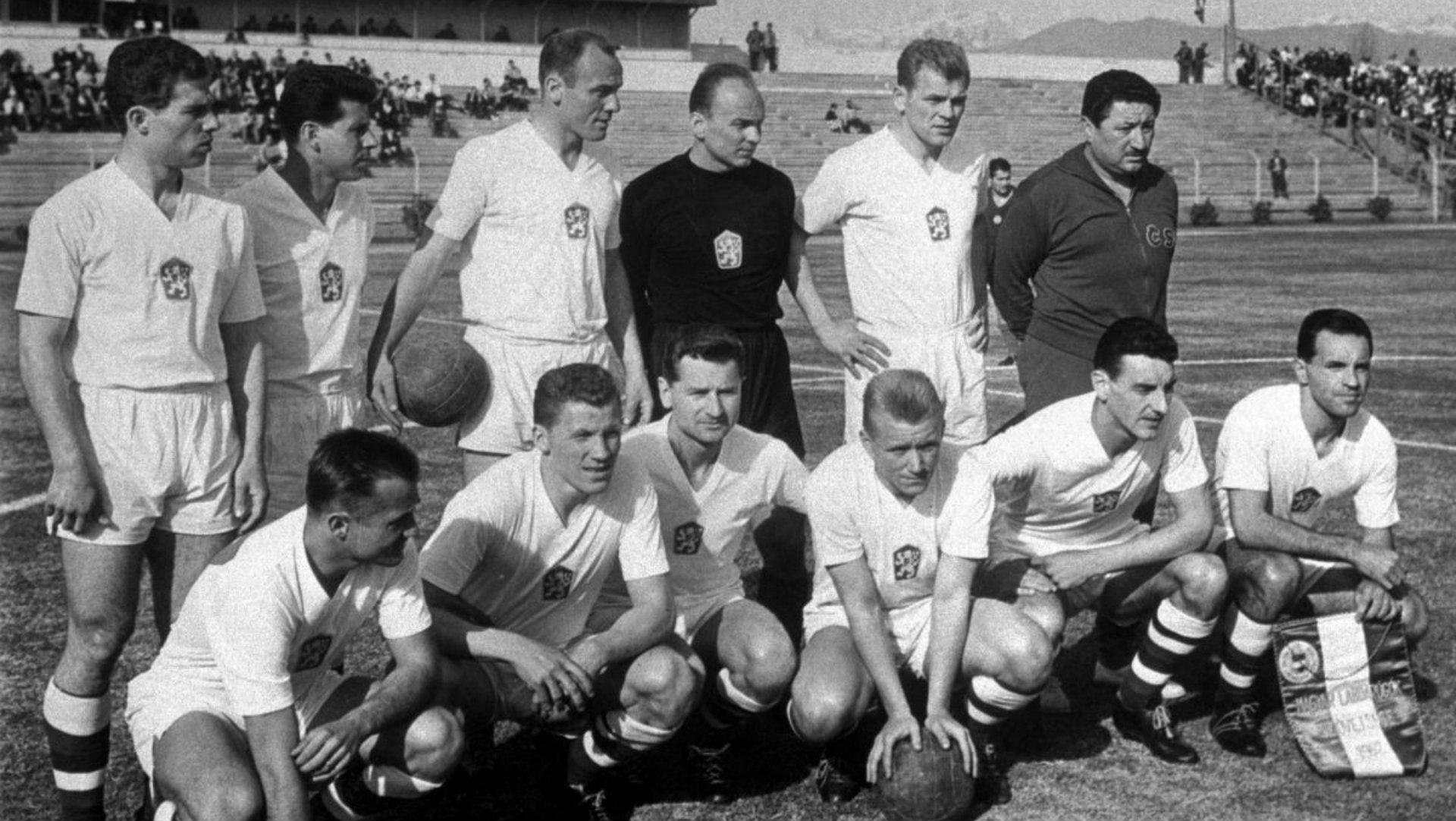 Selección Checoslovaquia Mundial 1962