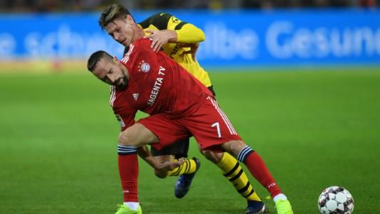 Franck Ribery Dortmund Bayern 10112018