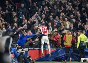 Ziyech Ajax Real Madrid Champions league