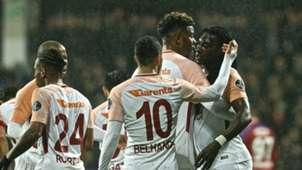 Galatasaray celebration 332018