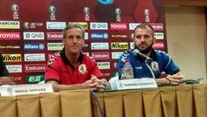 Juergen Rabb & Mustafic Fachruddin - Tampines Rovers