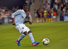 Gerso Fernandes, Sporting Kansas City