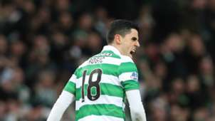 Tom Rogic Aberdeen v Celtic Scottish League Cup 27112016
