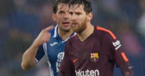 Messi Victor Sanchez Messi Espanyol Barcelona