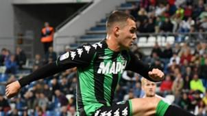 Pol Lirola, Sassuolo, Serie A, 24092017