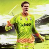 EMBED ONLY Wojciech Szczesny Juventus GFX