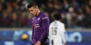 Giovanni Simeone Fiorentina Juventus Serie A