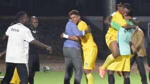 WAFU: Benin vs. Niger