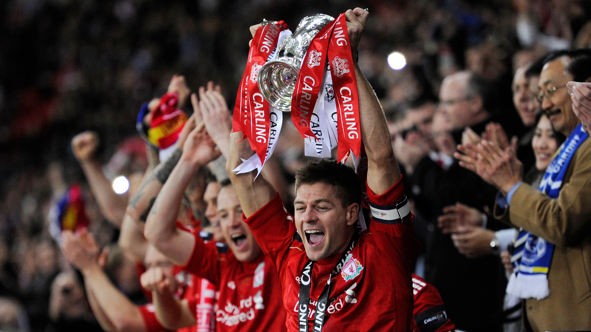 Liverpool Carling Cup 2012