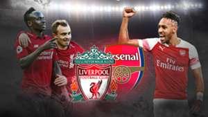 Liverpool - Arsenal GFX