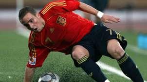 Aaron Niguez Spain 2009