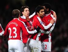 FC Arsenal Eduardo 19122009